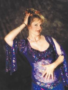 Susie, the vibrant dancer