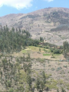 Abancay's surroundings